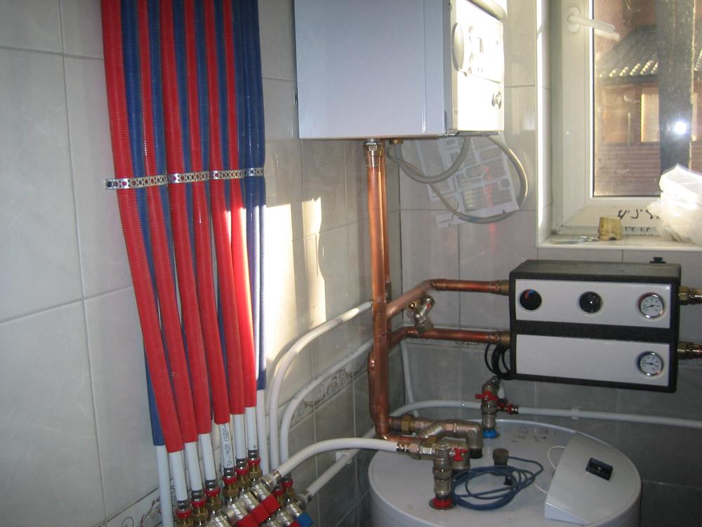 Отопление дома своими руками торрент фото