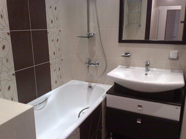 Ванная комната ремонт своими руками фото фото 400